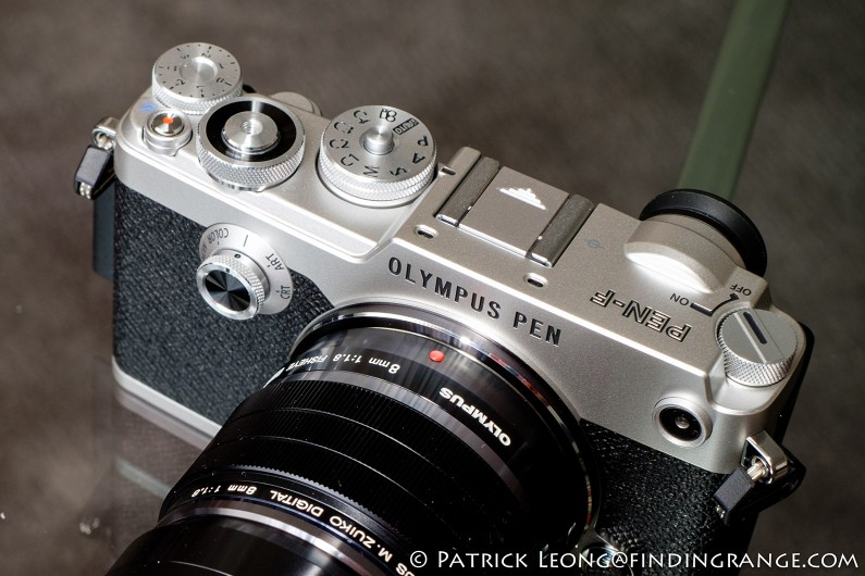 Olympus-Pen-F-Review-Dials-Controls