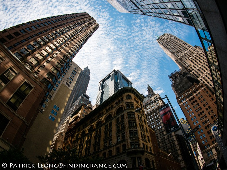 Panasonic-Lumix-GX85-Olympus-9mm-f8.0-fisheye-body-cap-lens-Financial-District-New-York-City