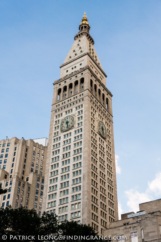 Leica-D-Lux-Typ-109-Metropolitan-Life-Clock-Tower-Flatiron-District