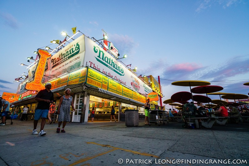 Sony-a6300-E-10-18mm-f4-OSS-lens-Coney-Island-Nathans-Hot-Dogs