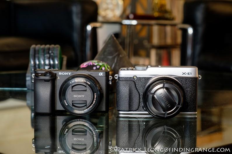 Sony-a6300-vs-Fuji-X-E1-Size-Comparison-2