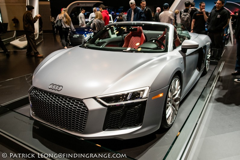 Fuji-X100F-New-York-International-Auto-Show-2017-Audi-R8-Spyder