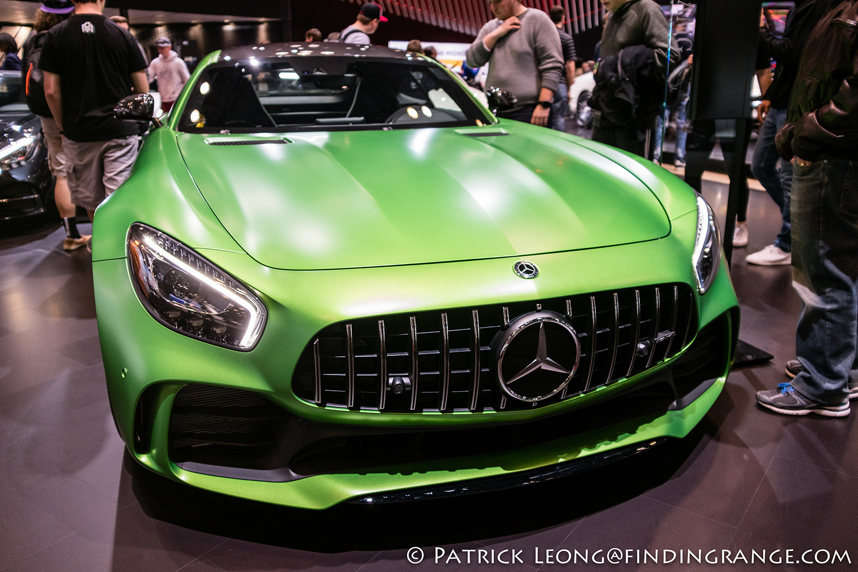 Fuji-X100F-New-York-International-Auto-Show-2017-Mercedes-Benz-GTS