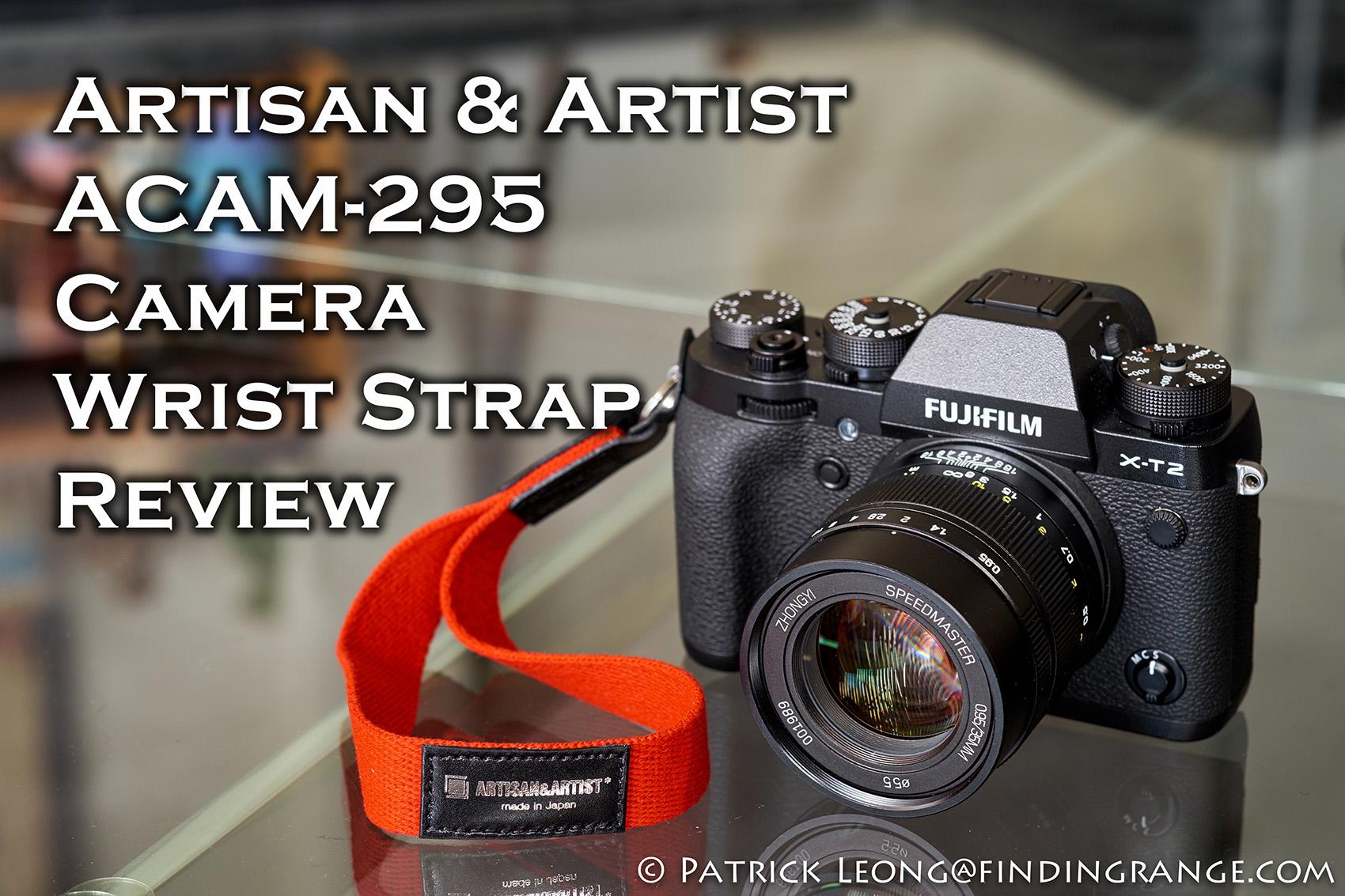 Camera Wrist Strap Slip