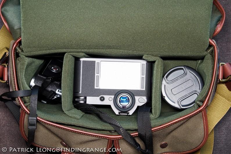 Billingham-Hadley-One-Insert-Leica-M-SL-Review