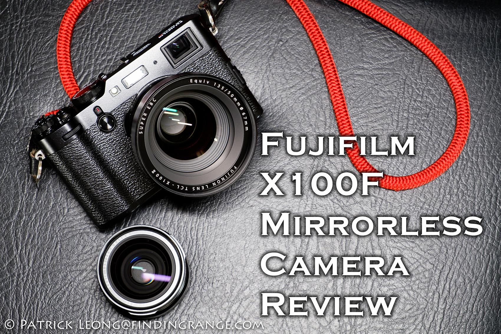Fujifilm X100F Mirrorless Camera Review