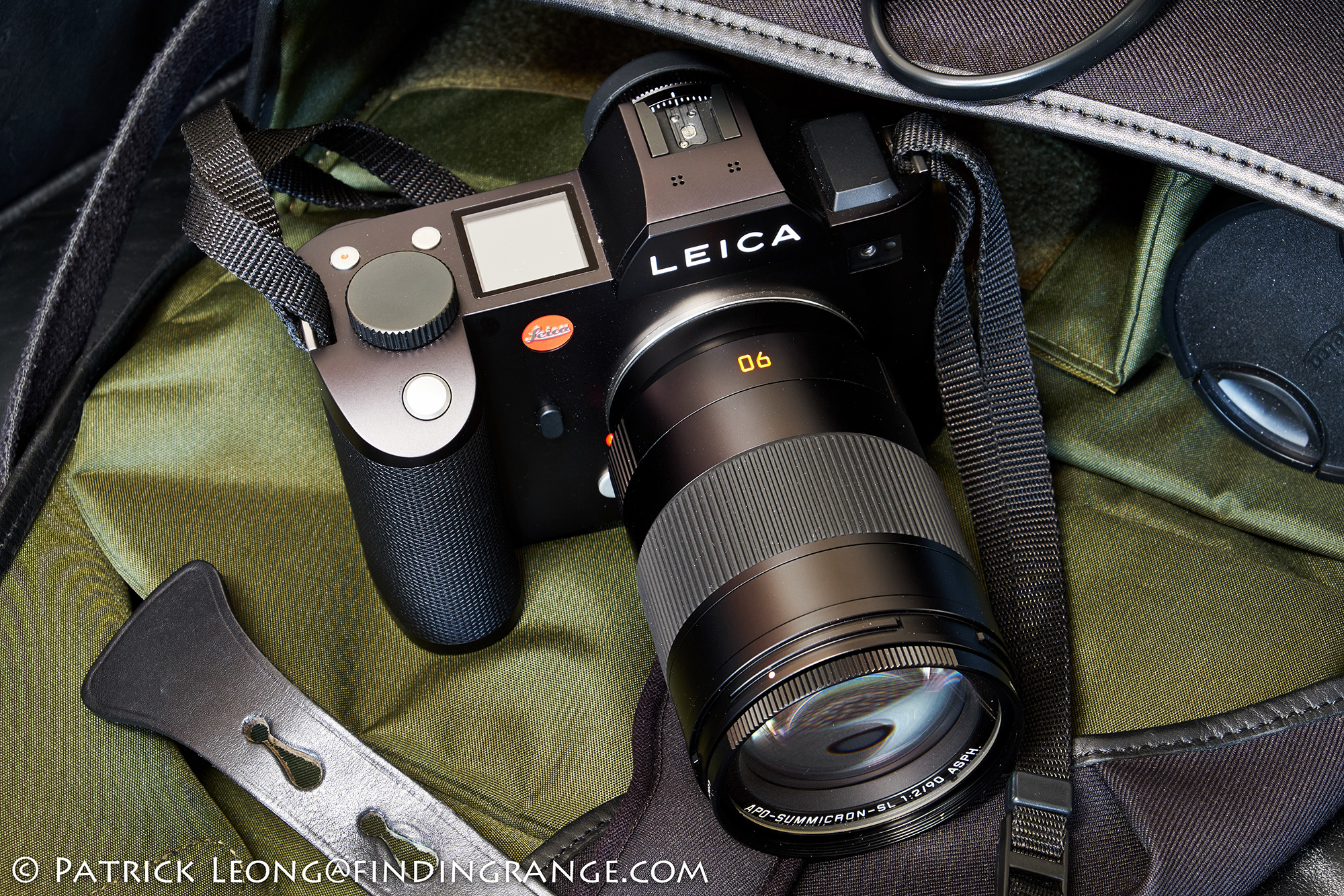 Leica SL 90mm f2 APO-Summicron Lens