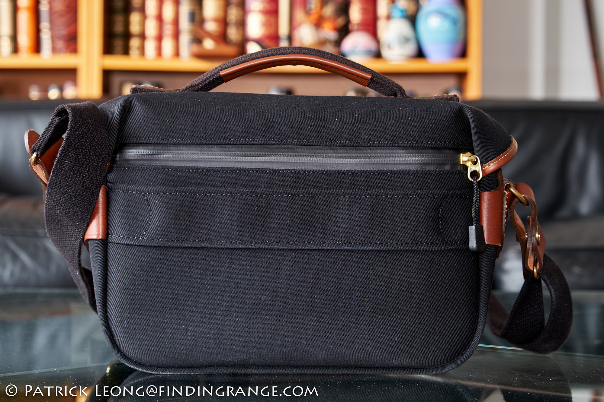 Billingham Hadley Small Pro Camera Bag Review Shoulder Sage Choc Leather Trim This Design Is Hugely Beneficial In Preventing The Elements From Entering Your