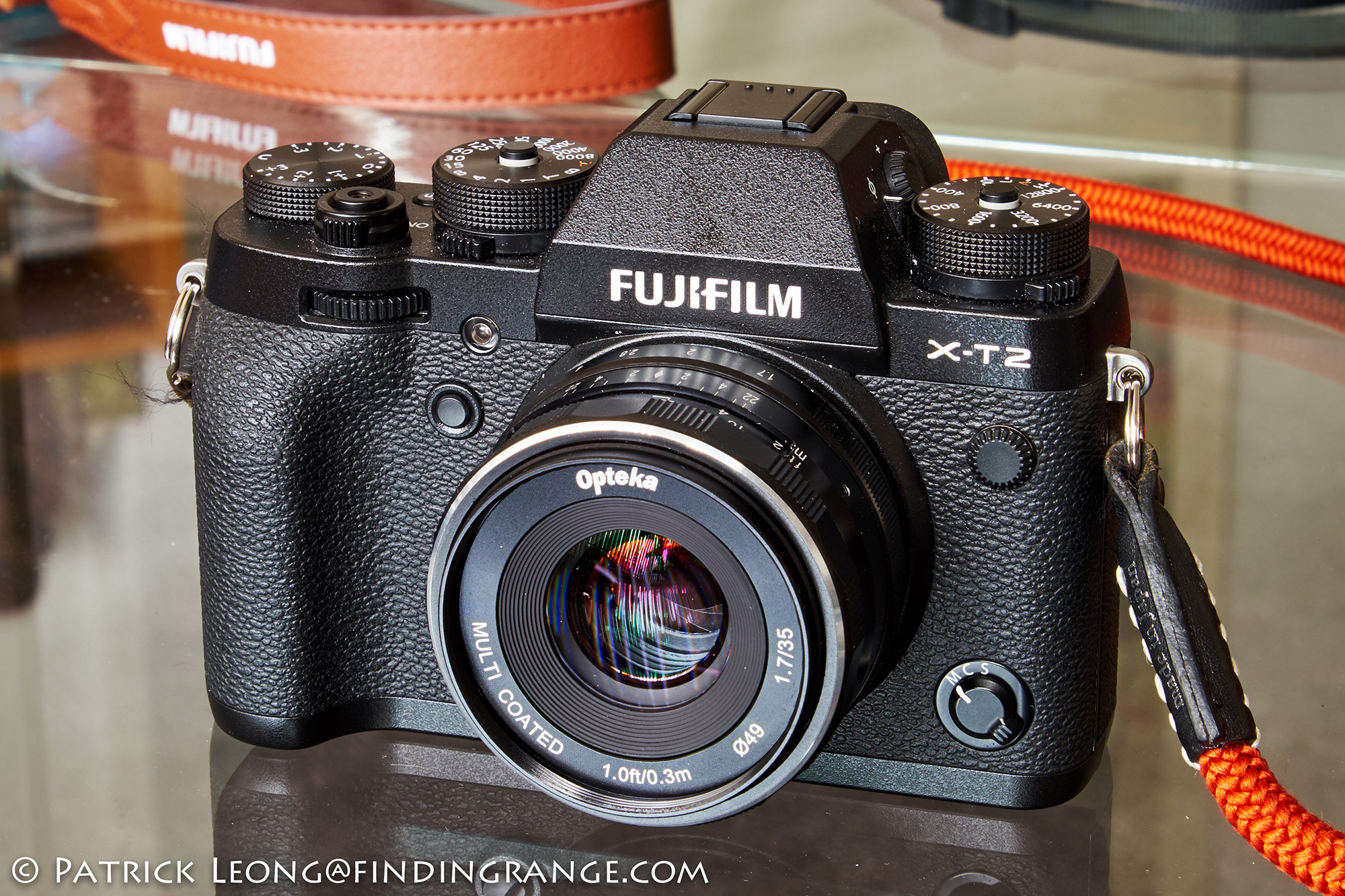 Opteka 35mm f1 7 Lens Review For Fujifilm X