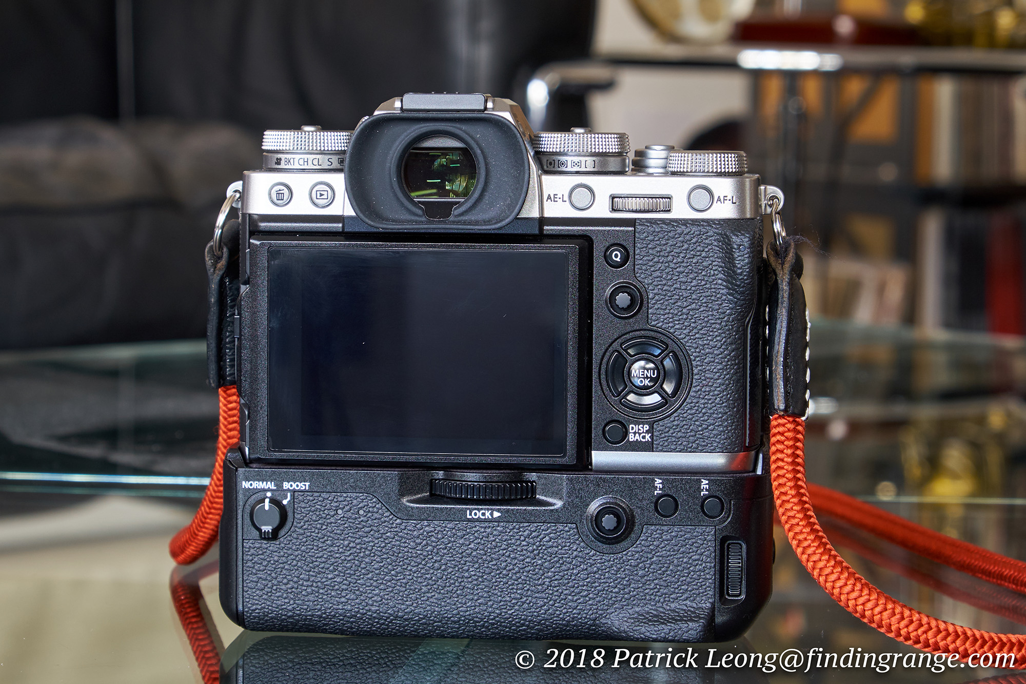 Fujifilm Vertical Battery Grip VG-XT3 Review