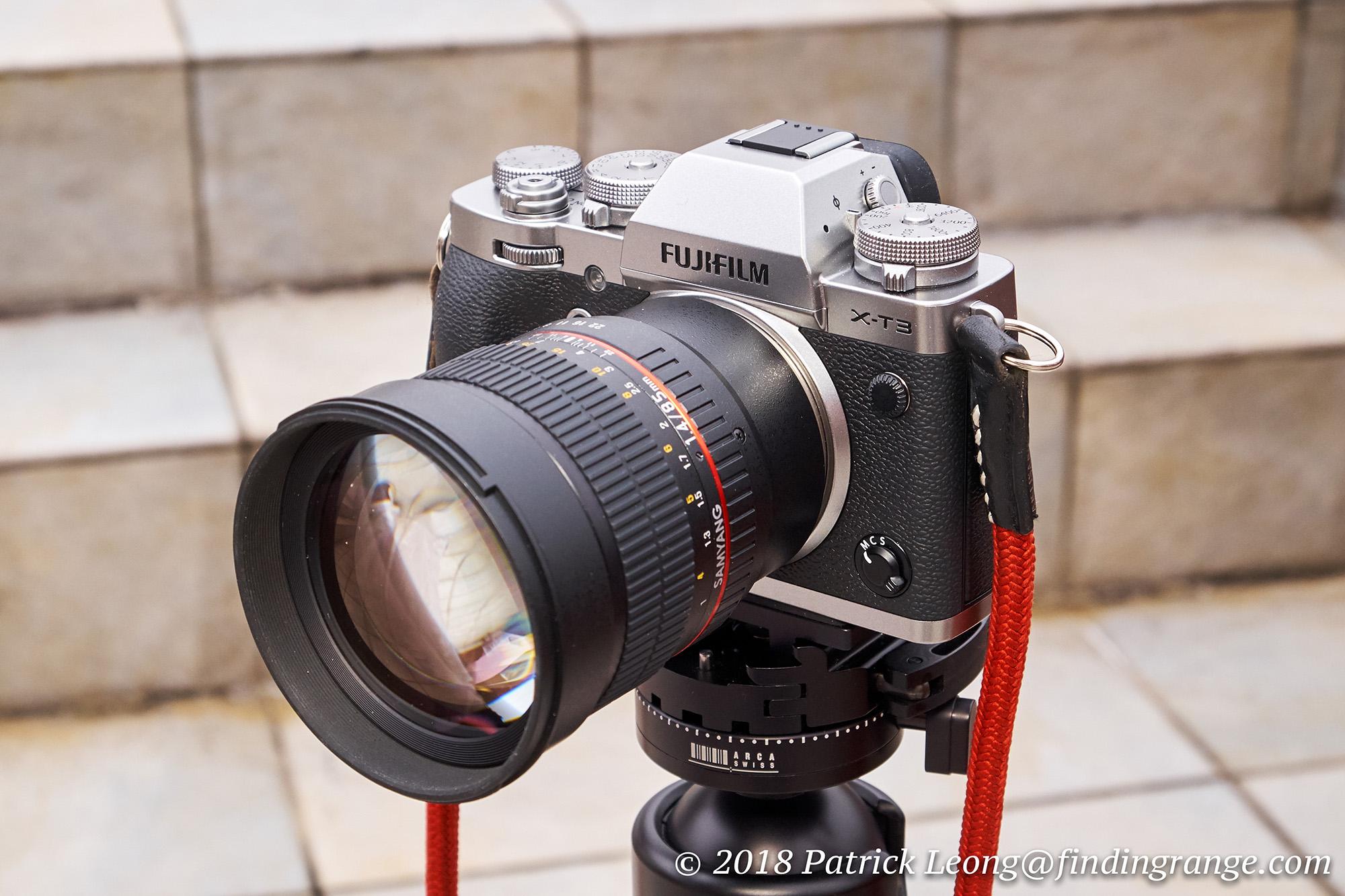 Samyang 85mm f1 4 Aspherical IF Lens Review Fuji X