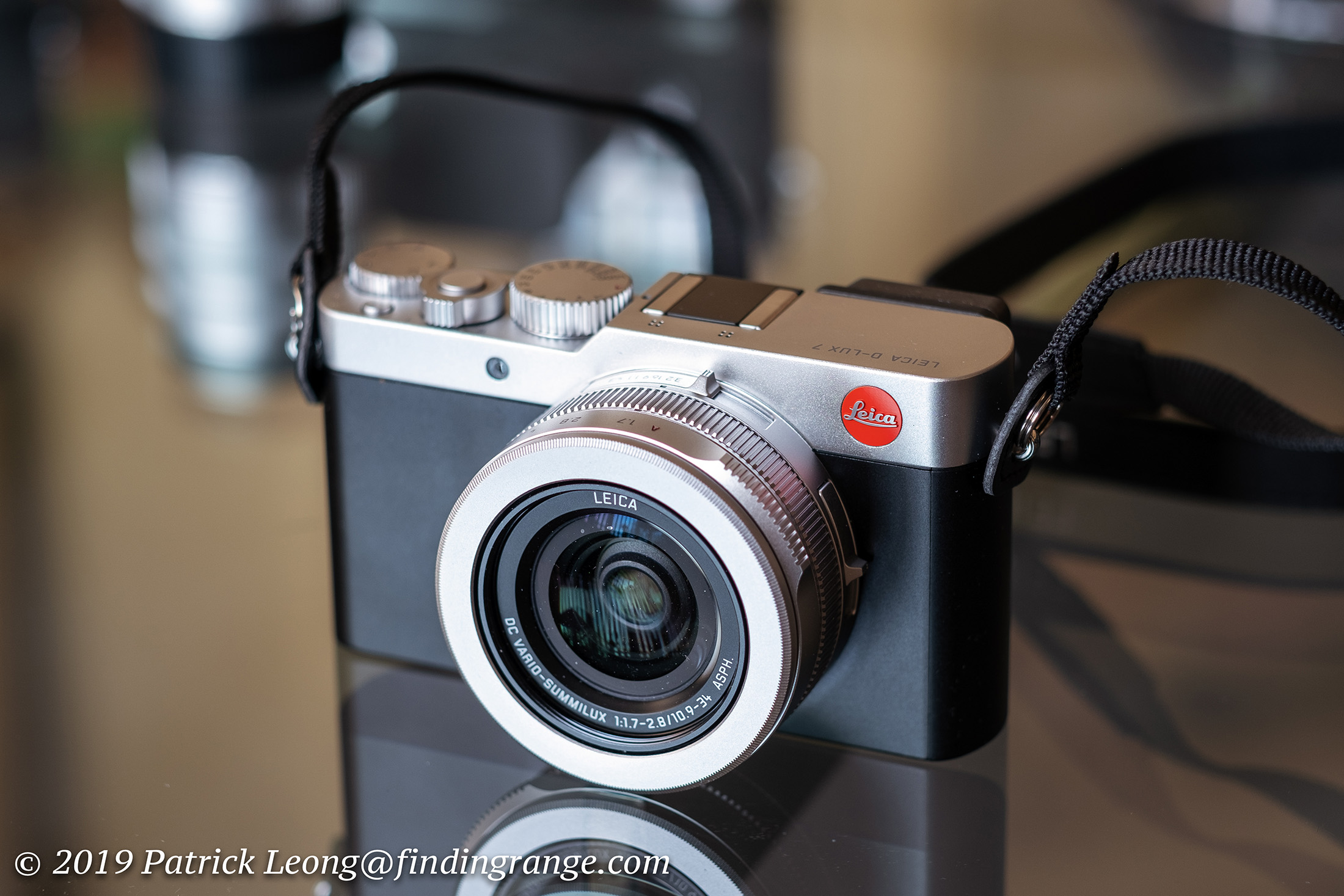 Leica D Lux 7 Compact Camera Review