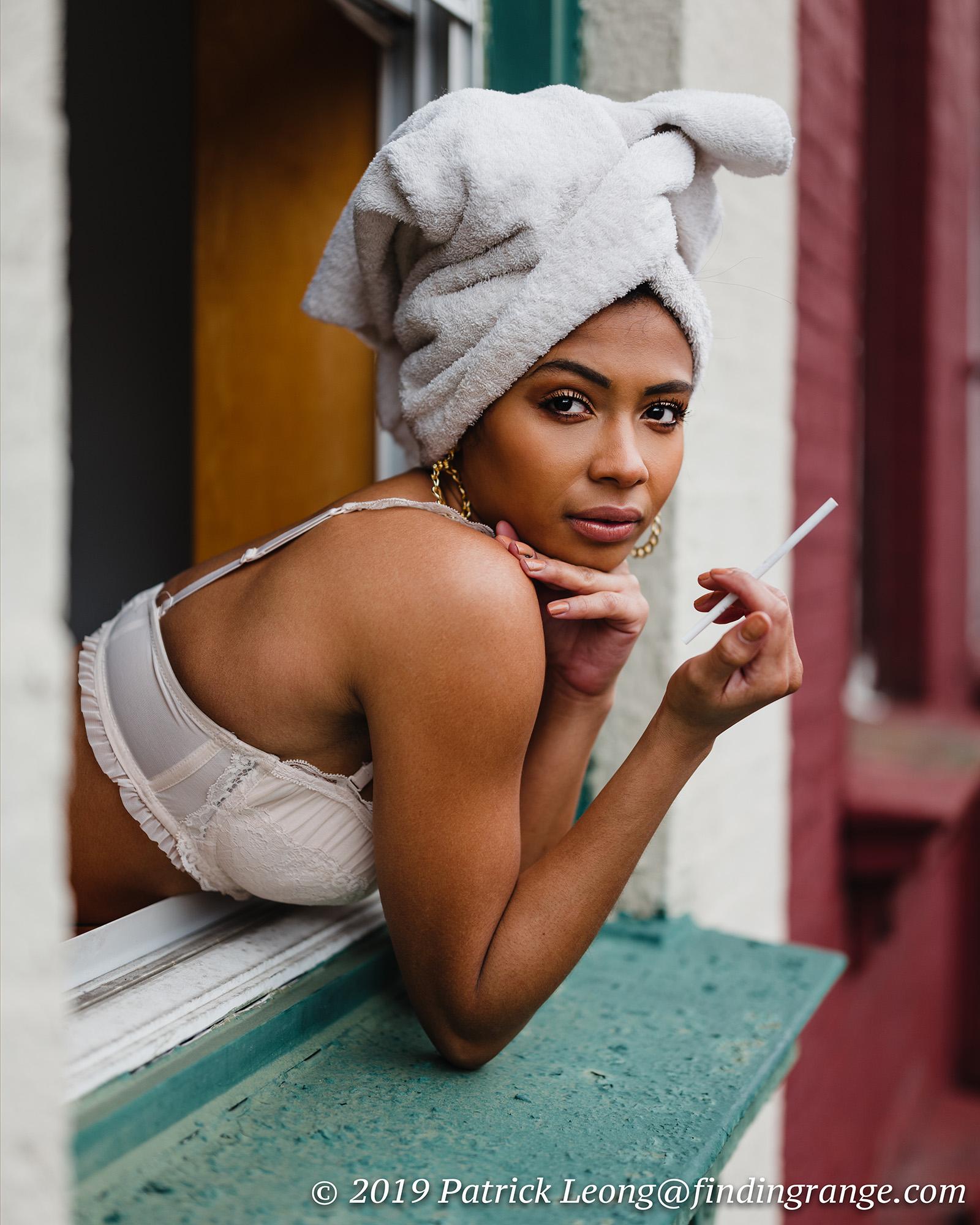 Leica SL: Window Portraits With The Summilux-SL 50mm f1.4 ASPH