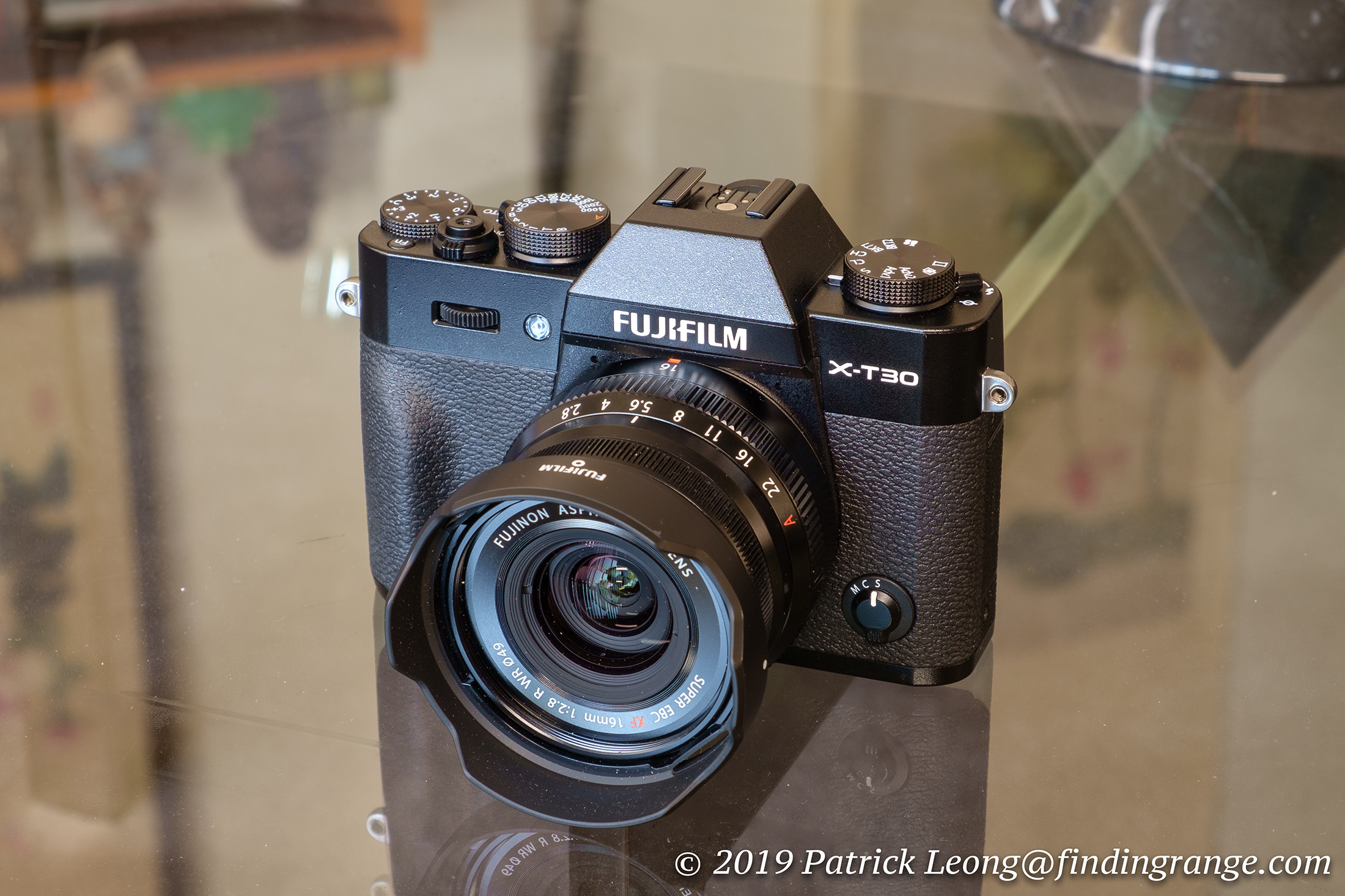 Fujifilm X-T30 Mirrorless Camera Review: Compact Powerhouse
