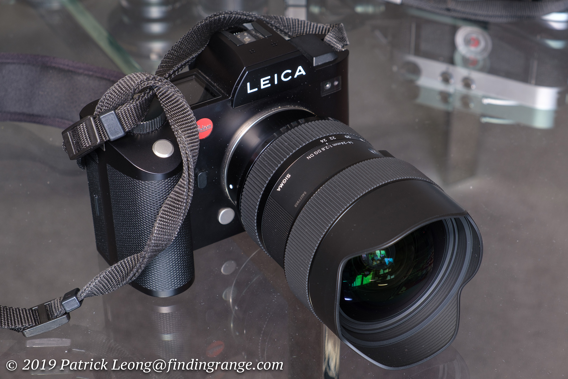 Sigma 14-24mm f//2.8 DG DN Art Lens for Leica L